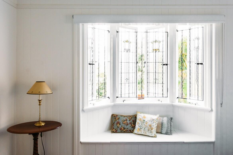 Led-light window